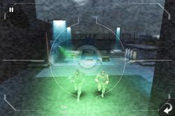 Splinter Cell Conviction iPhone 01