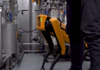 Le robot Spot de Boston Dynamics trouve un emploi