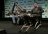 Spot Mini : le robot quadrupède fait le beau sur scène