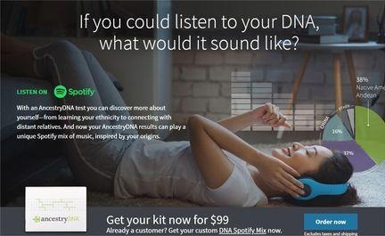 Spotify ADN