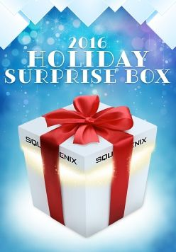 Square Enix 2016 Holiday Surprise Box.