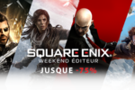 Square Enix promo Steam