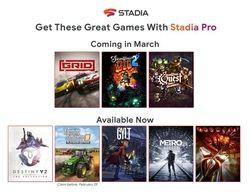 Stadia Pro Mars 2020