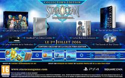 Star Ocean 5 - collector