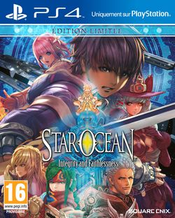 Star Ocean 5 - edition limitee