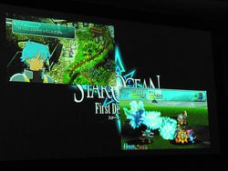 Star ocean conference square enix 1