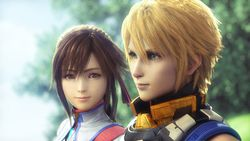 Star Ocean : The Last Hope   1
