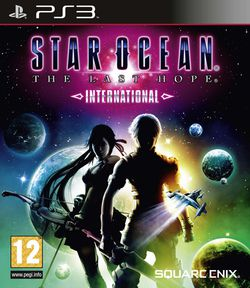 Star Ocean : The Last Hope International - pochette