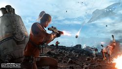 Star Wars Battlefront - Drop Zone