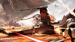 Star Wars Battlefront - Jakku
