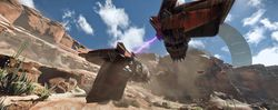 Star Wars Episode I Racer - CryEngine - 5