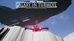 Star Wars Galaxy in Turmoil