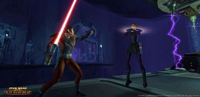 Star Wars The Old Republic - Image 2