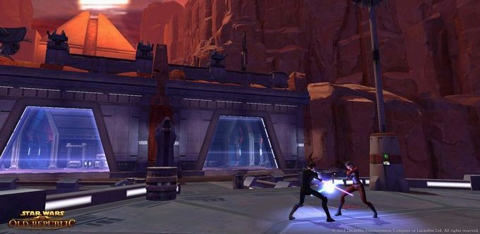 Star Wars The Old Republic - Image 3