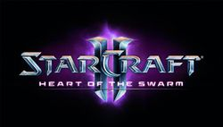 StarCraft 2 : Heart of the Swarm - logo