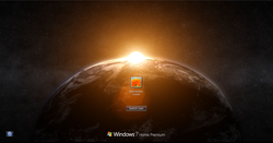 Stardock LogonStudio screen2