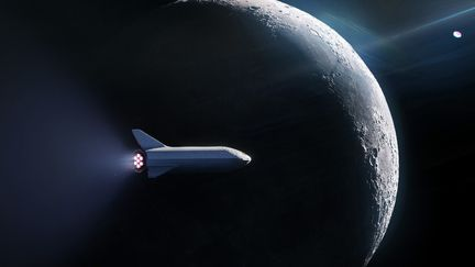 Starship-lune