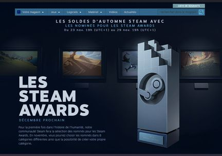 Steam Awards