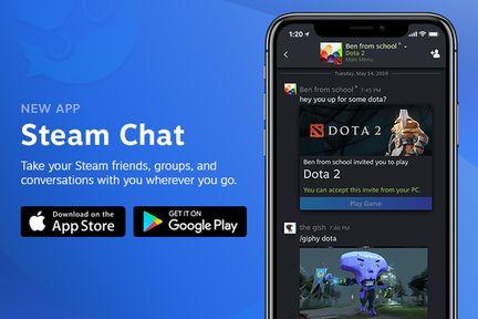 Steam Chat 2