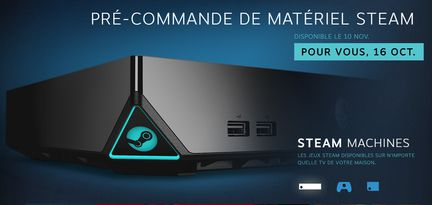 Steam Machine