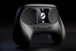 steam manette