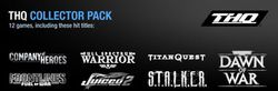 Steam   THQ Collector Pack
