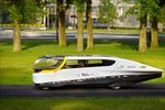 Stella voiture solaire