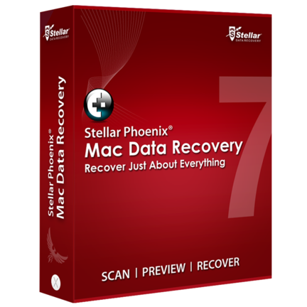 Stellar Phoenix Macintosh Data Recovery-Box