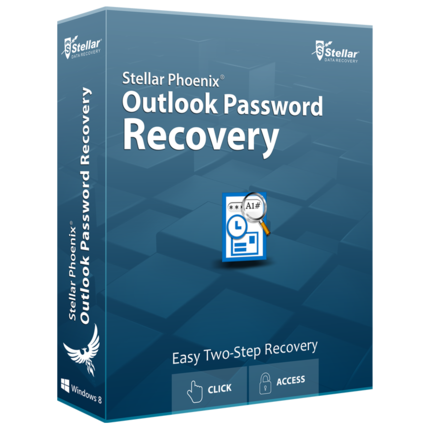 Stellar Phoenix Outlook Password Recovery-Box