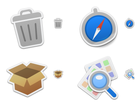 Sticker Pack pour Macintosh