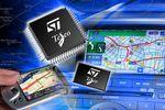 STMicro Teseo GPS.