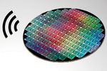 STMicroelectronics wafer rfid logo pro