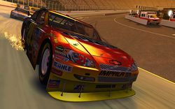 Stock Car Racing screen 1
