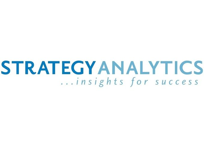 Strategy Analytics logo