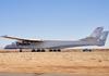Stratolaunch : l'avion géant lanceur de fusées roule à 74 km/h