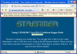 Streamerp2p screen1