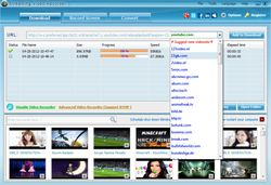 Streaming Video Recorder screen2