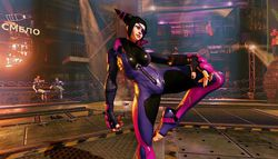Street Fighter 5 - Juri - 1