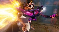 Street Fighter 5 - Juri - 3