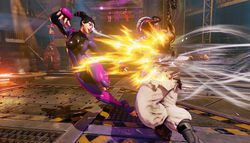 Street Fighter 5 - Juri - 5