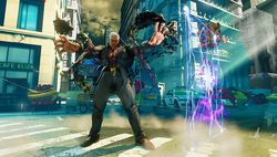 Street Fighter 5 - Urien - 2