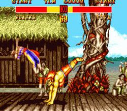 Street Fighter II : Special Champion Edition   1