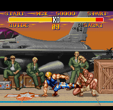 Street fighter ii turbo 1