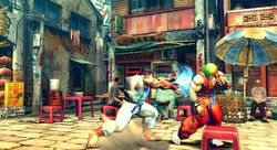 Street Fighter IV   Image 10