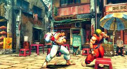 Street Fighter IV   Image 9