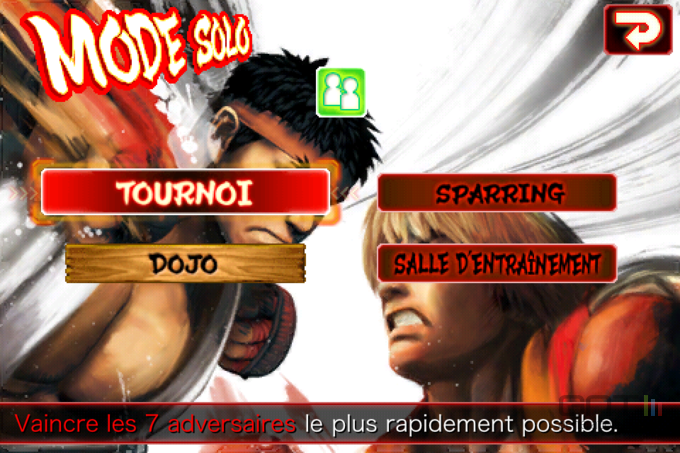 Street Fighter IV iPhone 004