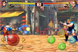 Street Fighter IV iPhone 03
