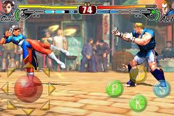 Street Fighter IV iPhone - 10