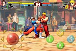 Street Fighter IV iPhone - 12