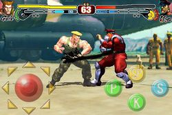 Street Fighter IV iPhone - 15